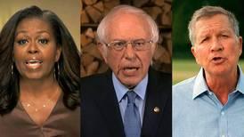Sanders og høyprofilert republikaner ut mot Trump – dro hver sin kristne parallell