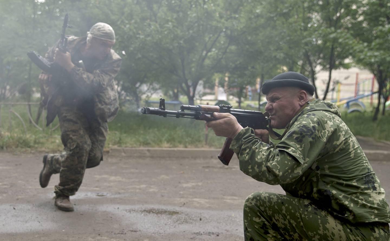 Donetsk/Luhansk
