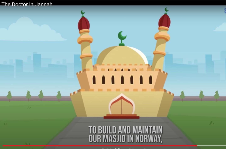 YOUTUBE: En av Islam Nets mest populære kampanjevideoer i 2020.