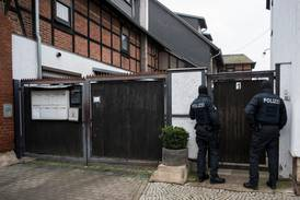 Nazisme i politiet ryster Tyskland