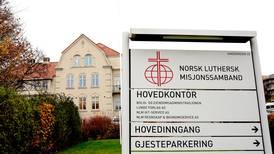Misjonssambandet med stort overskudd i 2020