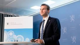 Nå snekrer Ropstad og co «hemmelig» enighet med Frp om fremtiden for Livssyns-Norge