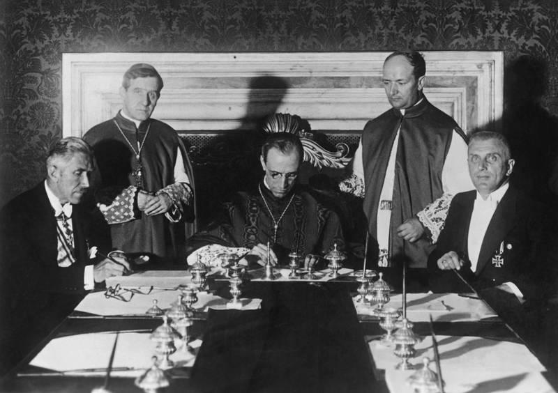 Pave Pius xii