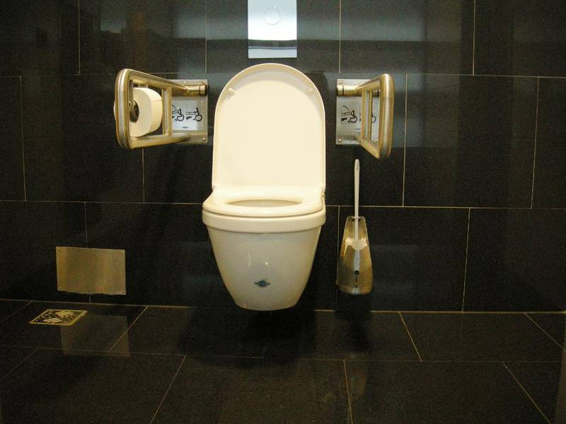 Over 60 prosent av søppelet kommer fra land. Mange bruker toalettet som søppelbøtte, og særlig bomullspinner slipper unna renseanleggene.