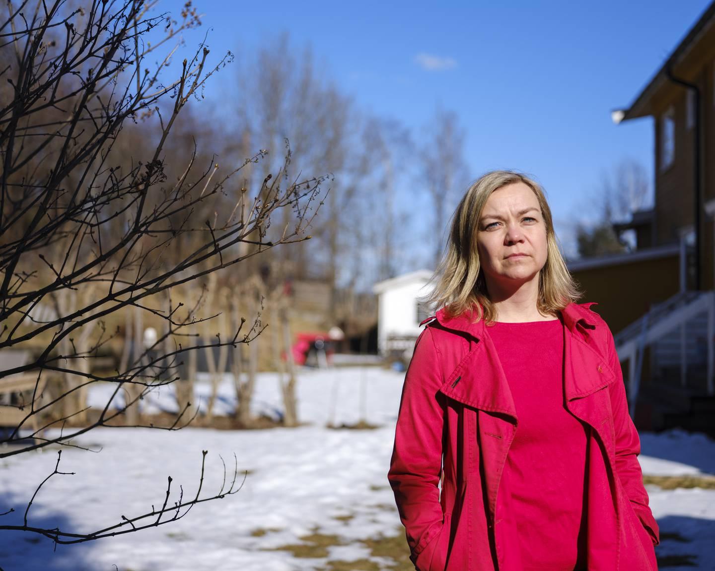 Monica Sydgård, leder for Norgesprogrammet i Redd Barna