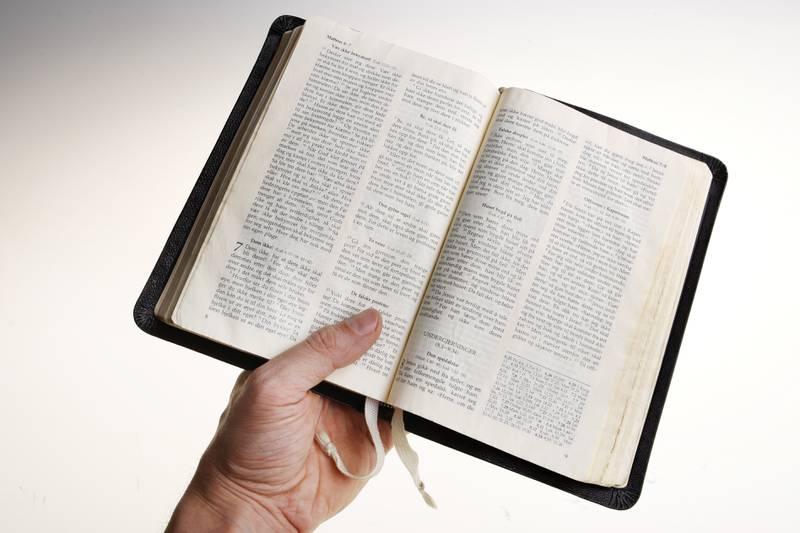 Både Frp og Kristelig Folkeparti har ønsket å gi to tilleggspoeng til bibelskoleelevene, men de står alene om det. Foto: Håkon Mosvold Larsen / NTB