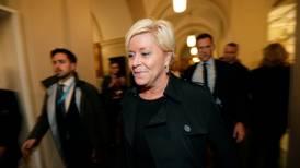 Siv Jensen: – Vi har en svært fastlåst situasjon i budsjettforhandlingene