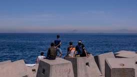Flere dør på vei over Middelhavet: – Tragisk