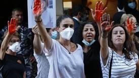 Lite håp i Libanon ett år etter eksplosjonen