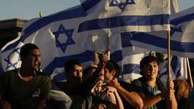 17 palestinere pågrepet da jødiske høyrenasjonalister marsjerte i Jerusalem