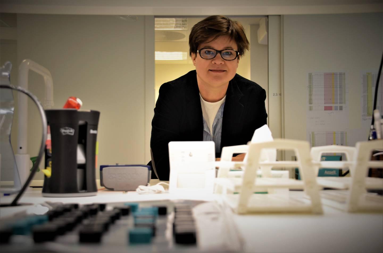 Forsker Dorte Herzke