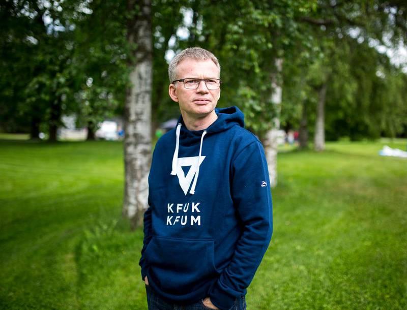 OPPRIKTIGHET: Generalsekretær Øystein Magelssen i Norges KFUK-KFUM mener det går fint an å kombinere oppriktighet, tydelighet og toleranse for andres behov. – Jeg håper denne debatten vil gi Utlendingsdirektoratet (UDI) noen nye perspektiver på hva som er det vesentlige å holde fast i, sier Magelssen.