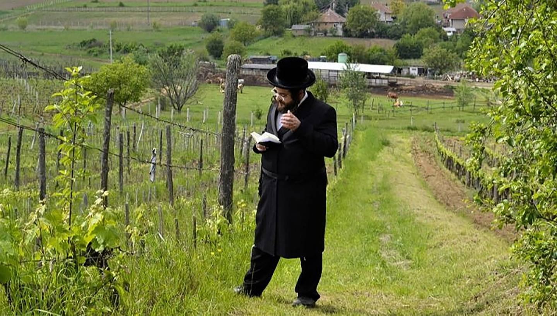 Hasidiske jøder i Ungarn. Reportasje av Lasse Skytt.