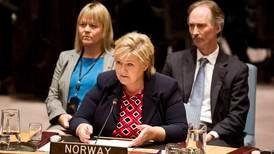 Dette er Norges rolle i Sikkerhetsrådet