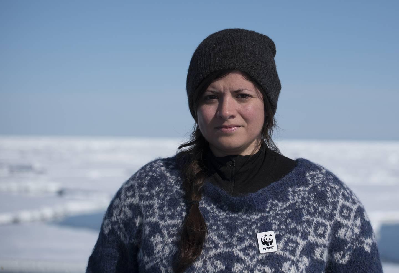 Generalsekretær i WWF Verdens naturfond, Karoline Andaur.