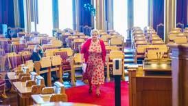 Punktert rusreform blir vedtatt i Stortinget