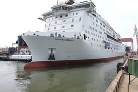 Verdens største sykehusskip levert