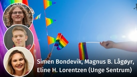 Vi må huske hvorfor Pride eksisterer