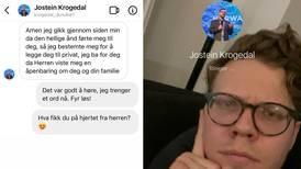 Hvem er «Jostein»? Slik ble Vårt Lands journalist forsøkt svindlet av falsk pastor-profil