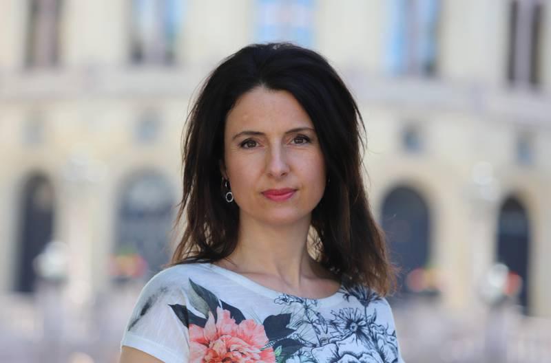 Sp-politiker Jenny Klinge sier hun lar seg provosere av at Norsk Vegansamfunn har registrert seg som livssynssamfunn for å søke statsstøtte. Foto: Ragne B. Lysaker, Senterpartiet.