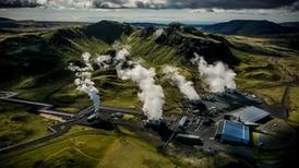 Ved foten av fjellet ligger klimanøkkelen - en «CO2-støvsuger»