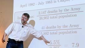 Tall som redder liv