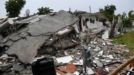 Haiti oppjusterer dødstall etter jordskjelv