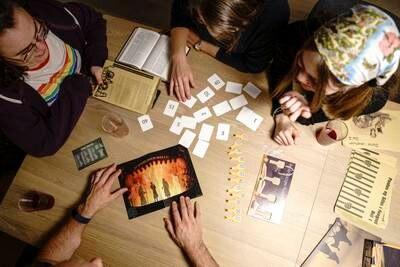 Brettspill-anmeldelse: Bibelgåter som gir gode opplevelser