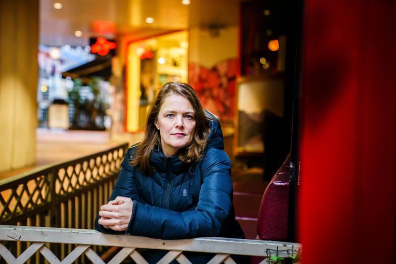 Pernille Huseby, fungerende generalsekretær i Actis.