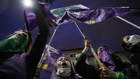 Tusenvis i abortdemonstrasjoner i Latin-Amerika