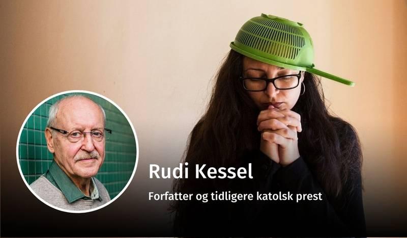 Rudi Kessel, religionsfrihet, debatt