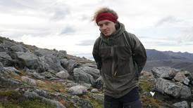 Pilegrimen Moddi går Oslo-Trondheim