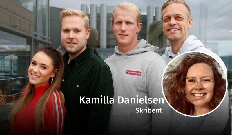 Kamilla Danielsen, Spårtsklubben, debatt