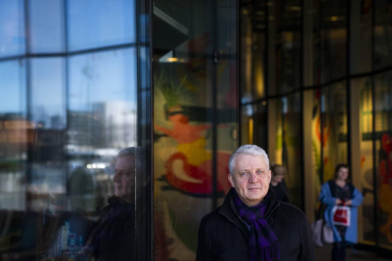 Dagfinn Høybråten. Ny generalsekretær i Kirkens Nødhjelp.