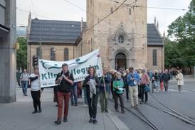 Vil redde klimaet gjennom kirkene