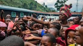 Kolerautbrudd blant vulkan-flyktninger i Kongo