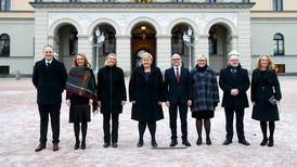 Norske ministre ber Gud om hjelp i jobben