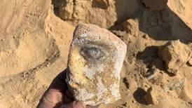 MF-ledet utgravning: –Har aldri før kunnet datere kloster til 300-tallet