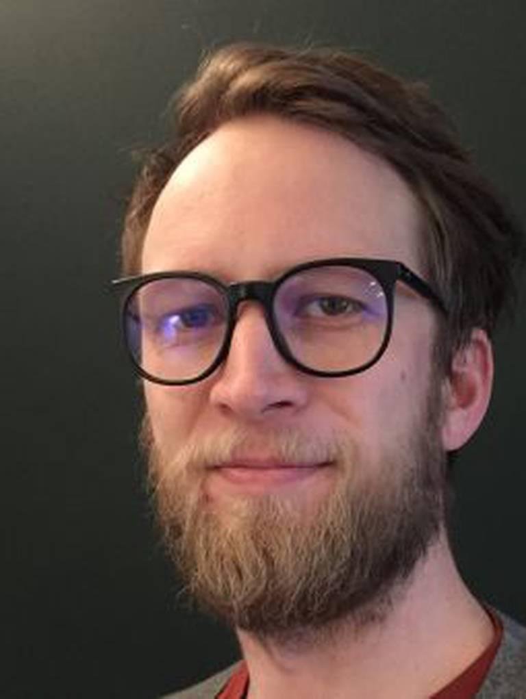 Stefan Fisher-Høyrem, Førstebibliotekar, UiA Universitetsbiblioteket