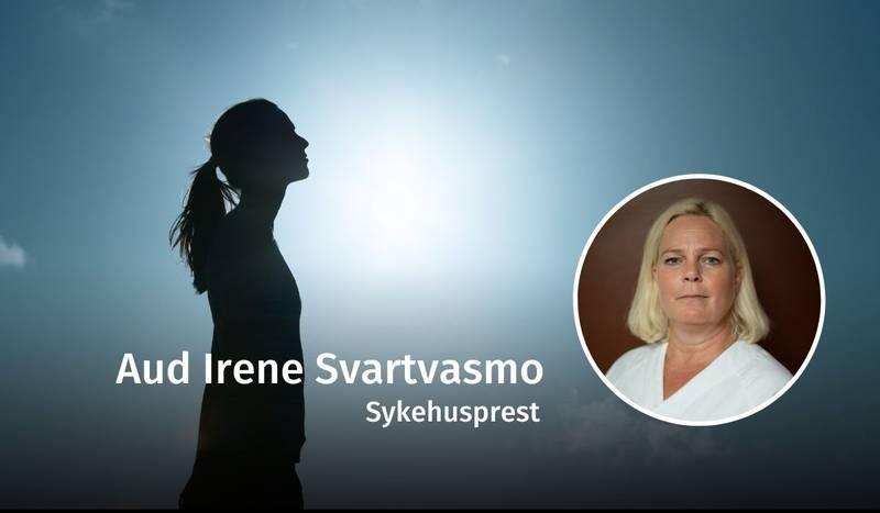 Aud Irene Svartvasmo, abort, debatt