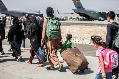 Forsvaret har plukket ut afghanere til asylvurdering