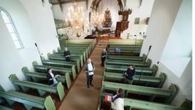 Slik blir det når kyrkjene opnar – lanserer nye retningslinjer