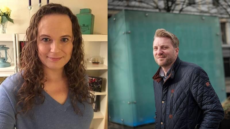 Elisabeth Meling og Espen Ottosen