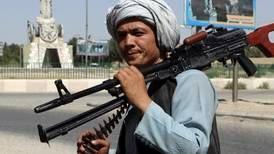 Afghanske krigsherrer klarte ikke å stanse Taliban