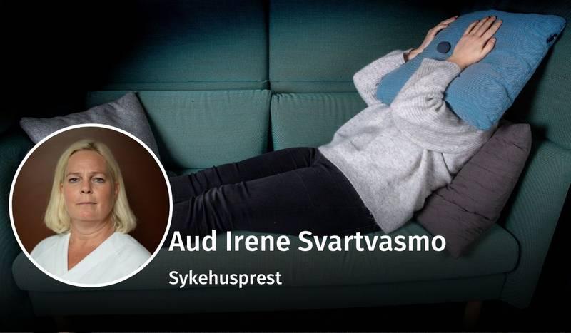 Aud Irene Svartvasmo, debatt