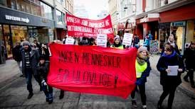 Ber om varig amnesti-ordning for papirløse asylsøkere