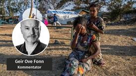 Krigen i Tigray har eskalert til en humanitær katastrofe