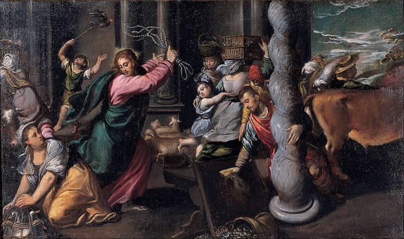 Jesus i tempelet
