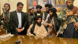 Afghanske aktivister går under jorda