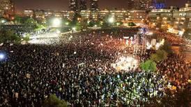 400.000 demonstrerte i Israel